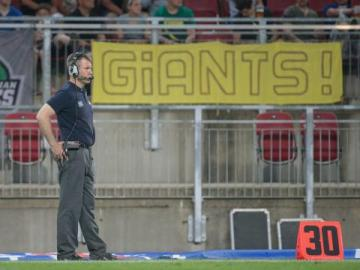 Head Coach Martin Kocian (Graz Giants)