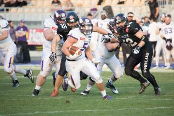 #5 RB Marko Gagic (Vienna Vikings)