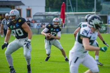 #12 QB Sean Shelton (Tirol Raiders)