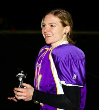 #11 QB Katrin Hartai (Vienna Vikings Ladies)
