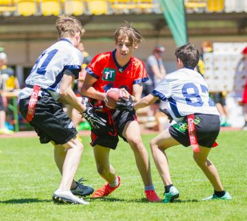 Der 5. Eat the Ball ASKÖ Schoolbowl Tirol 2017 war ein voller Erfolg.