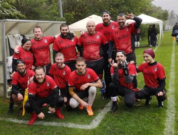 Das Ultimate Flagteam der Argovia Pirates