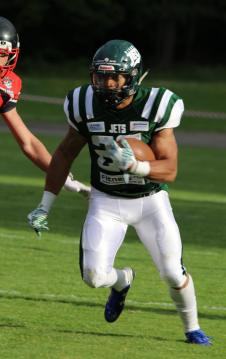 Bienna Jets Neuzugang RB Donavan Williams
