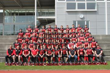 Das Team der Argovia Pirates 2018