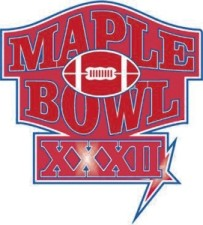 Logo Maple Bowl XXXII