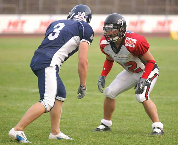 GFL American Football aktuell - Fotoshow Cologne Falcons ...