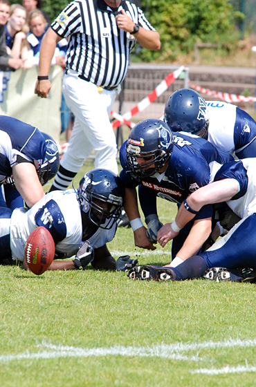 GFL American Football aktuell - Fotoshow Hamburg Blue ...