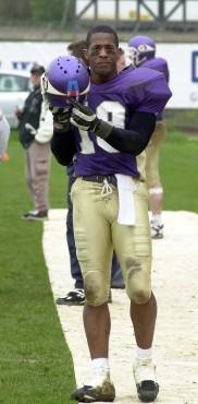 Eric Harris (gridiron football)