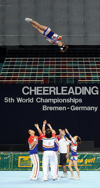 Place 1: Chinese Taipei (Group Stunt...
