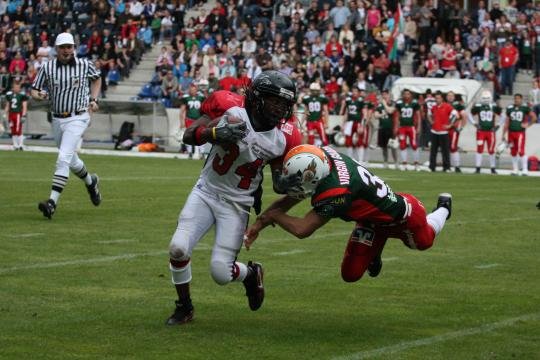 GFL 2 American Football aktuell - Fotoshow Magdeburg ...