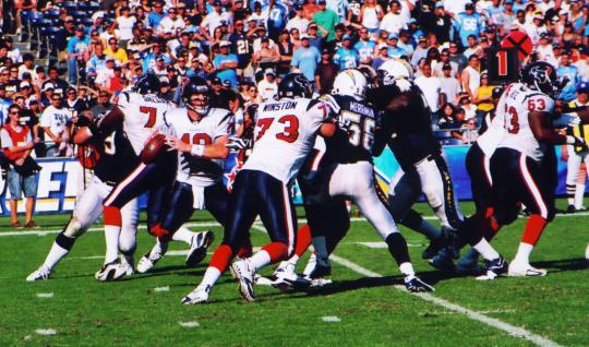 San Diego Chargers vs. Houston Texans