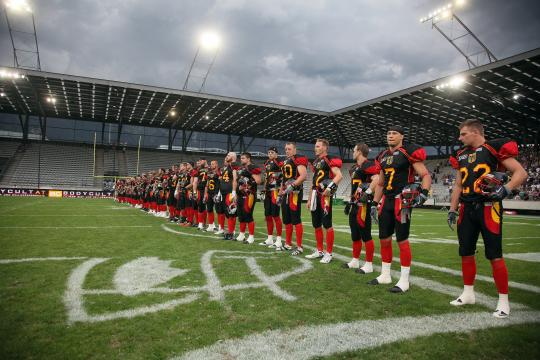 American football deutschland tabelle