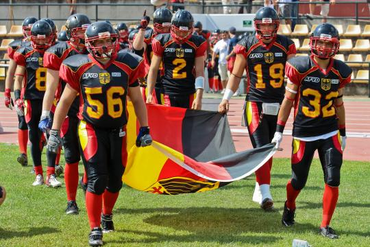 American Football In Deutschland