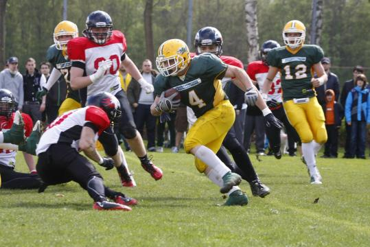 Cologne Crocodiles U19 - Köln Falcons Juniors