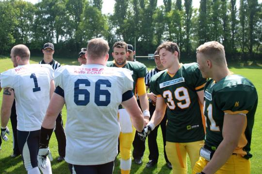 Bochum Cadets vs Cologne Crocodiles