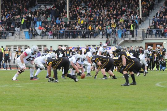 Berlin Adler vs. Swarco Raiders Tirol - Big6 -
