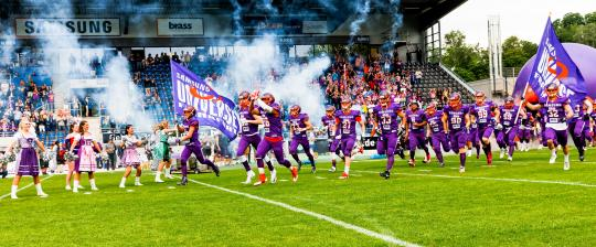 Frankfurt Universe vs. Munich Cowboys
