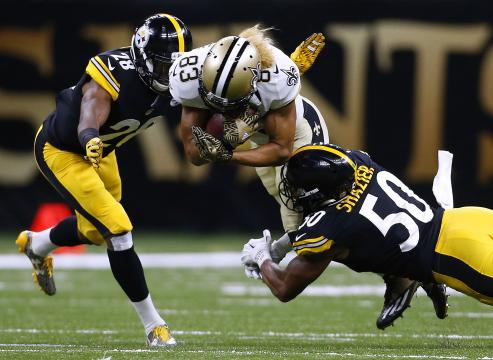 Willie Snead #83 (New Orleans Saints)