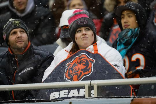 Chicago Bears fan