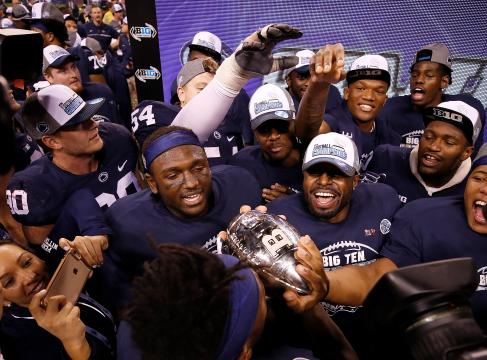 The Penn State Nittany Lions