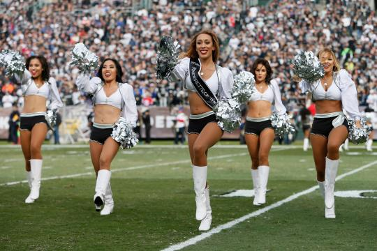 Oakland Raiders Cheerleaders