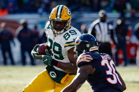 Jared Cook #89 (Green Bay Packers)