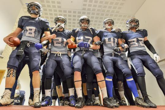 BattleofIceland - Starnberg Argonauts - EinherjarBild: we're ready...