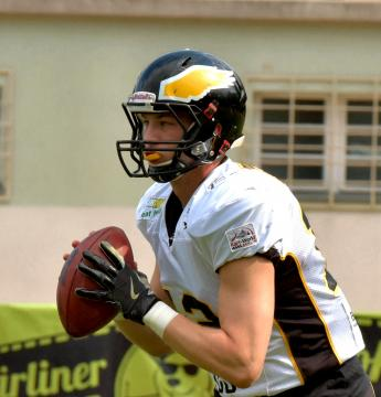 # 12 QB Paul Zimmermann (Berlin Adler)