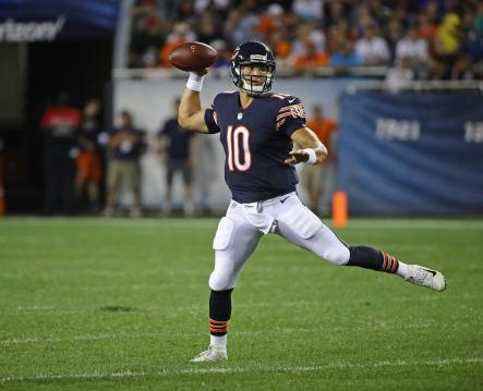 Mitchell Trubisky #10 (Chicago Bears)