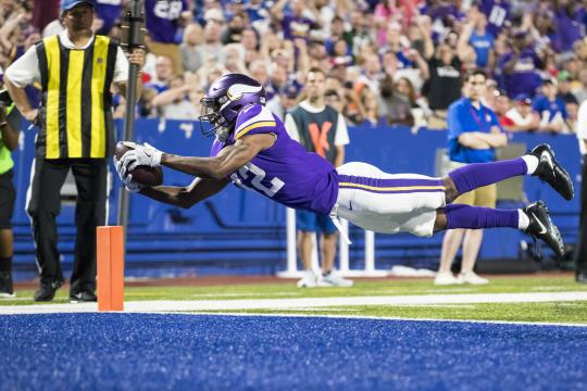 Rodney Adams #12 (Minnesota Vikings)