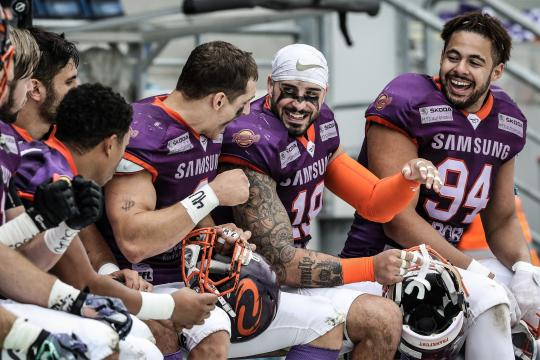 Samsung Frankfurt Universe – Leaders of the new School