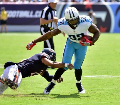 Derrick Henry #22 (Tennessee Titans)