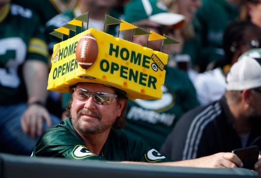 Green Bay Packers  fan