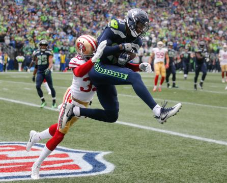 Wide Receiver Paul Richardson #10 (Seattle...