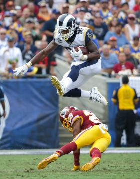 Todd Gurley #30 (Los Angeles Rams)