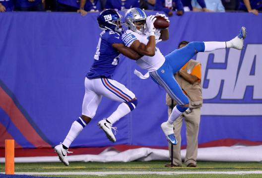 Marvin Jones #11 (Detroit Lions)