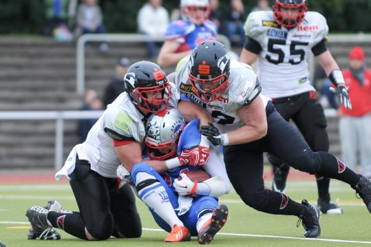 Relegation zur GFL 2 Nord - Berlin Bears...