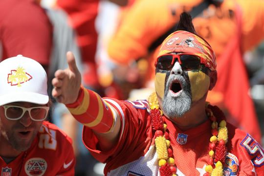 Kansas City Chiefs fan