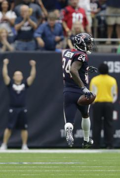 Johnathan Joseph #24 (Houston Texans)