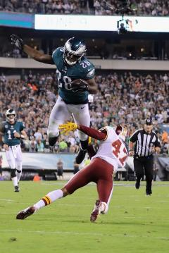 Wendell Smallwood #28 (Philadelphia Eagles)