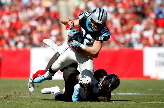 Running Back Christian McCaffrey #22 (Carolina Panthers)