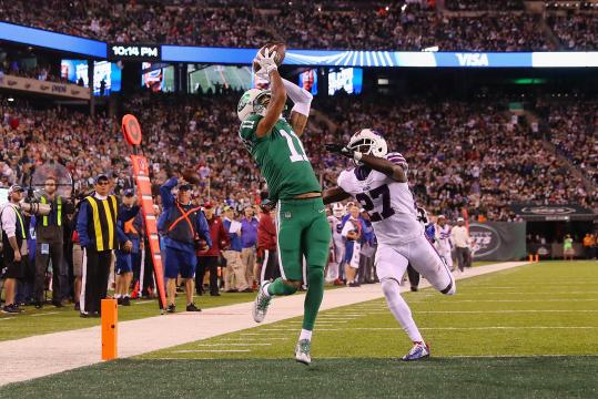 Wide Receiver Robby Anderson #11 (New York Jets)