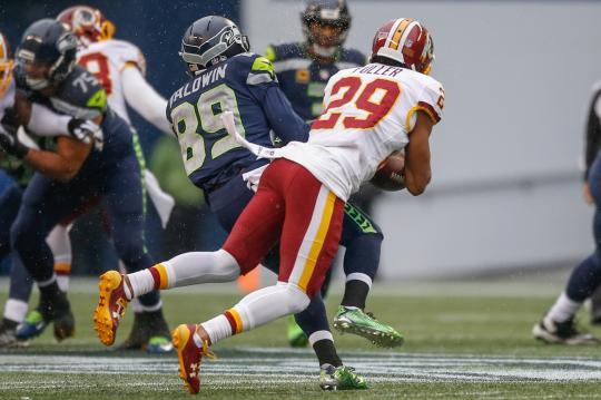 Cornerback Kendall Fuller #29 (Washington Redskins)