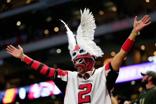 Atlanta Falcons fan