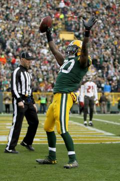 Jamaal Williams #30 (Green Bay Packers)