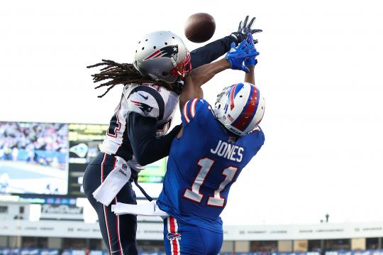 Stephon Gilmore #24 (New England Patriots)