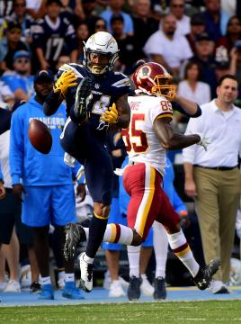 Trevor Williams #24 (Los Angeles Chargers)