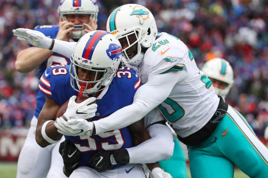 Travaris Cadet #39 (Buffalo Bills)