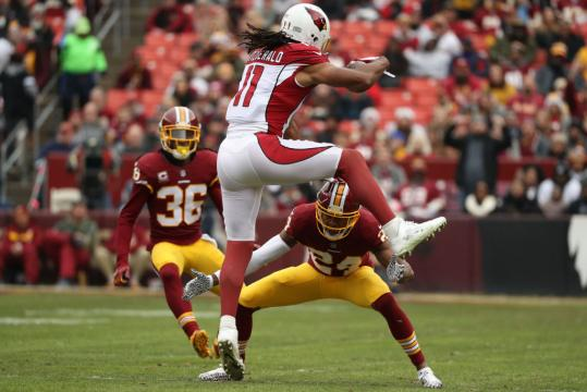 Wide Receiver Larry Fitzgerald #11 (Arizona Cardinals)
