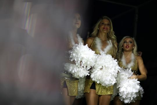 New Orleans Saints Saintsations